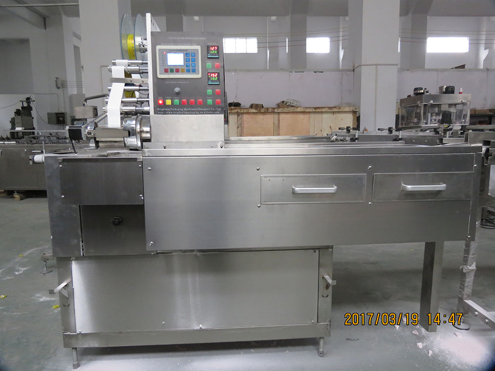 Factory Supply Supplier Chicken Cube Packing Machine -