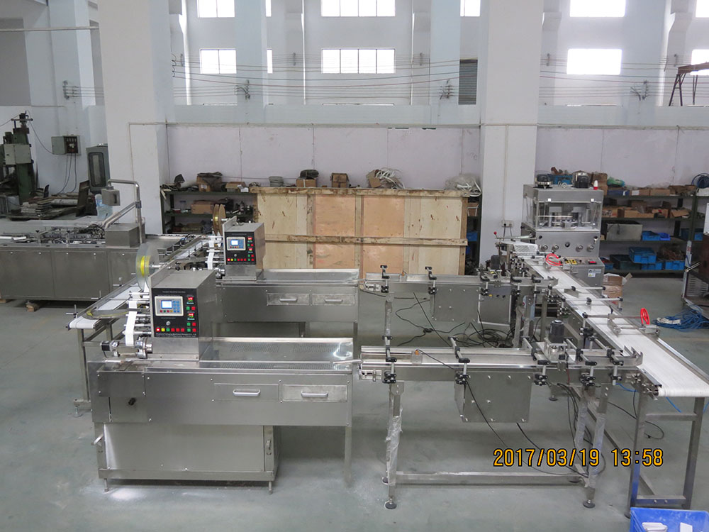 Reasonable price Chicken Flavor Cube Wrapper -