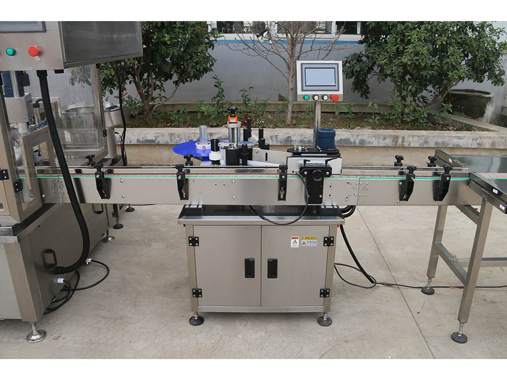 China wholesale Small Bottle Filling And Capping Machine – Small bottle filling line – Brightwin