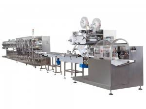 Wet Wipes Production Line