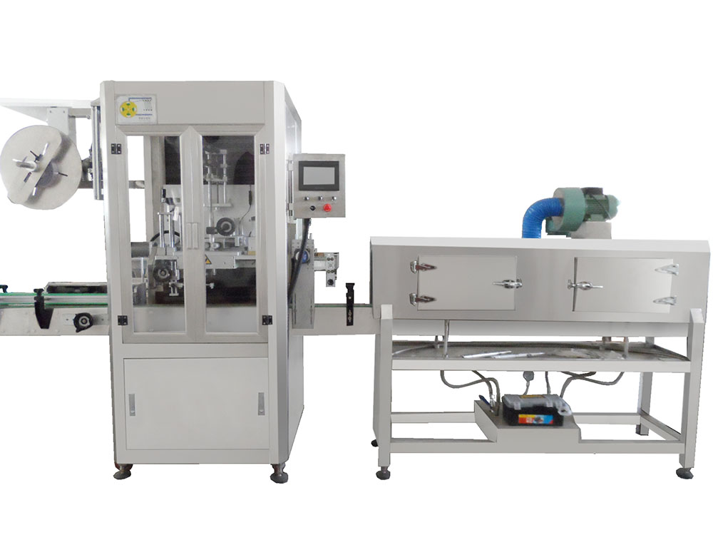 OEM manufacturer Double Side Labeling Machine -