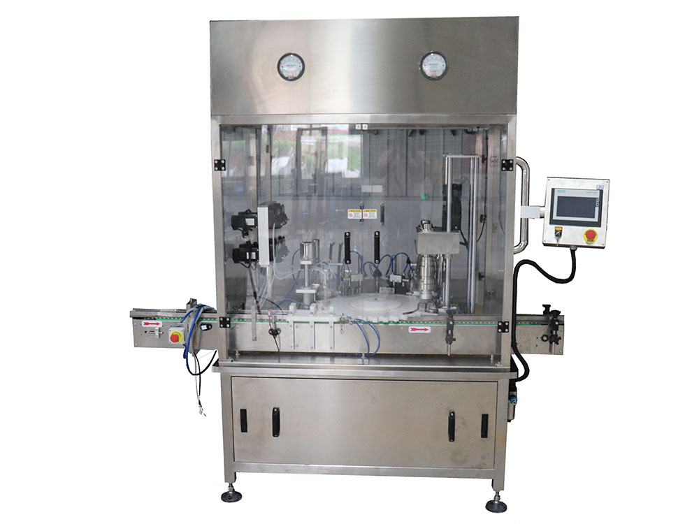 Hot sale Liquid Soap Filling Machine -