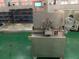 Chinese Professional Boxing Machine For Bouillon Cubes -
