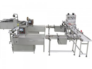 OEM/ODM Factory Chicken Bouillon Cube Packaging Machine With Hffs Wrapping Machine