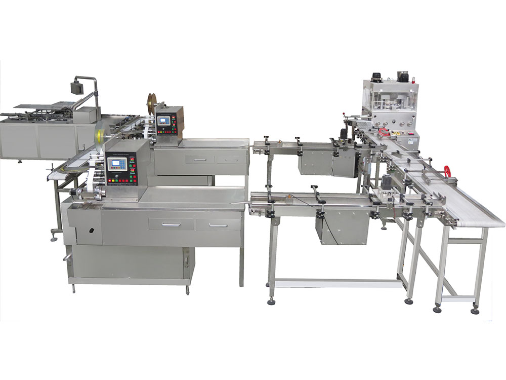 Wholesale Price Maggi Cube Wrapping Machine -
