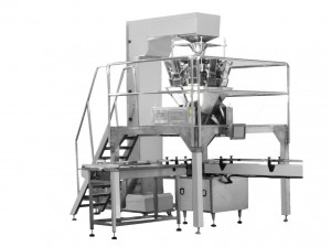 Factory Free sample Powder Filling Machine Bottle -