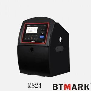 M824 small character CIJ printer