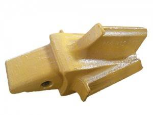 208-934-7180  Komatsu Style PC400 Series Horizonal pin weld-on corner bucket adapter Direct Replacement Parts