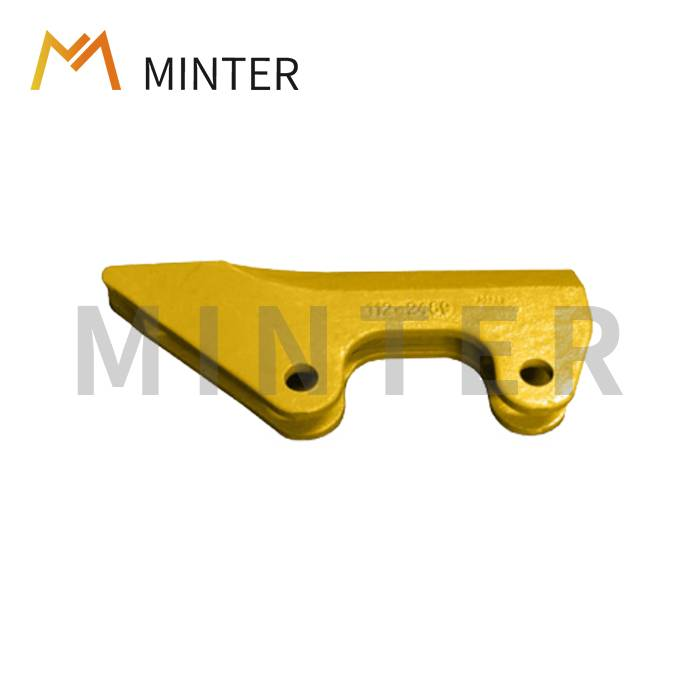 China wholesale Sidebar Protector – Caterpillar SideBar Protector for B C D S series Excavators' bucket guard 112-2489 Chinese G.E.T Supplier – Minter Machinery