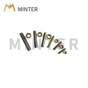 Heavy machinery Locking system Pin Retainer Pin Plug for bucket tooth system for Caterpillar,Komatsu Esco DRP pins, Hensley DRP pins,Befors, Libbherr,Hyundai,Doosan,Volvo,Hitachi,Kobelco,Sany