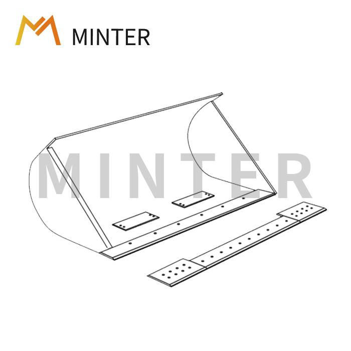 Hot sale Dozer Cutting Edge -
