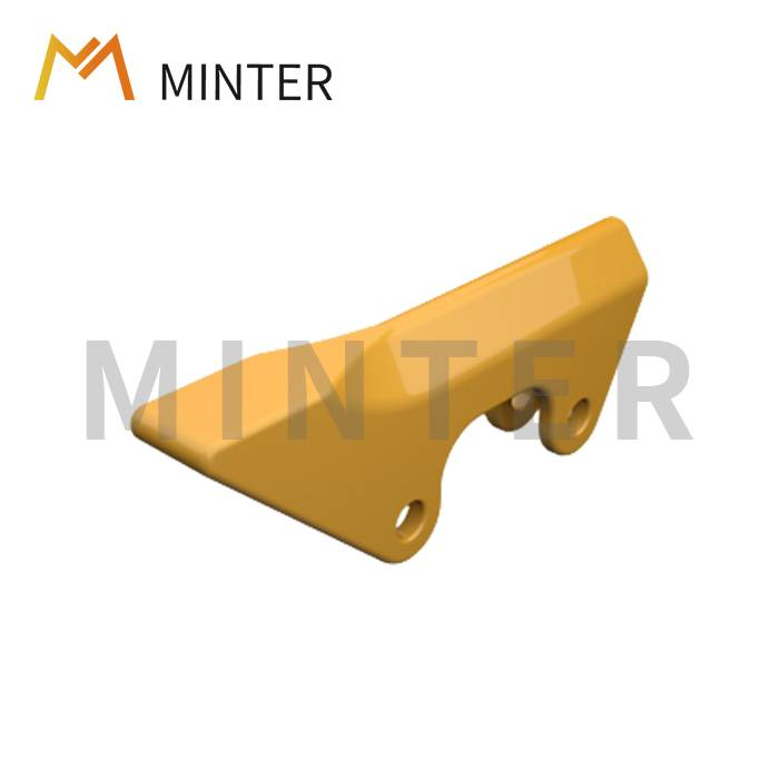 China wholesale Sidebar Protector – Caterpillar SideBar Protector for E F G H V series Excavators' bucket guard 166-2877 Chinese G.E.T Supplier – Minter Machinery