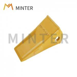 Quality Inspection for D9 Cutting Edge -