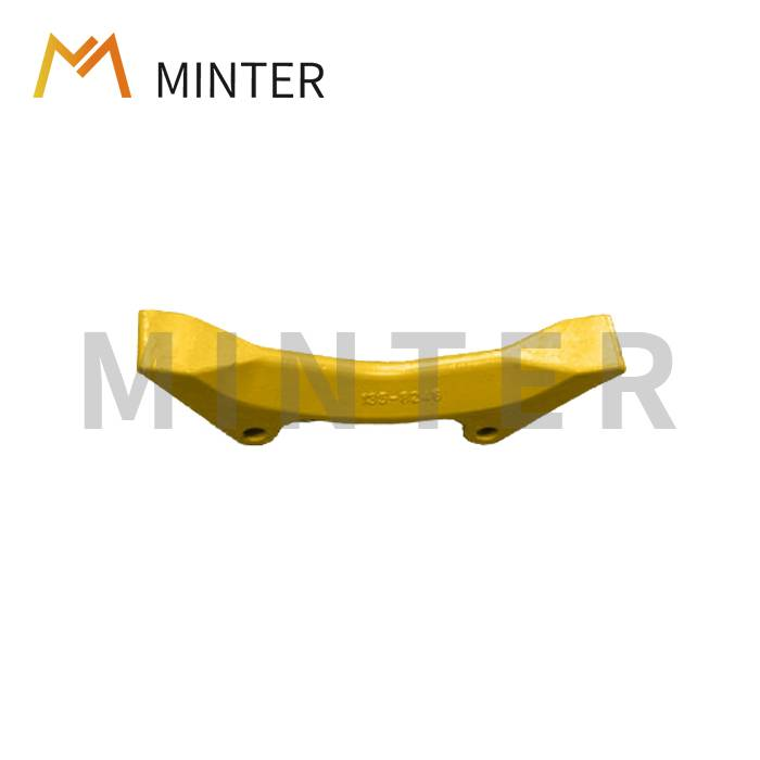 High Performance Dozer Cutting Edge End Bit -
