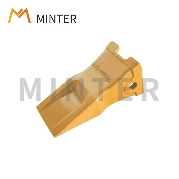 Manufacturer for Hyundai Bucket Teeth -