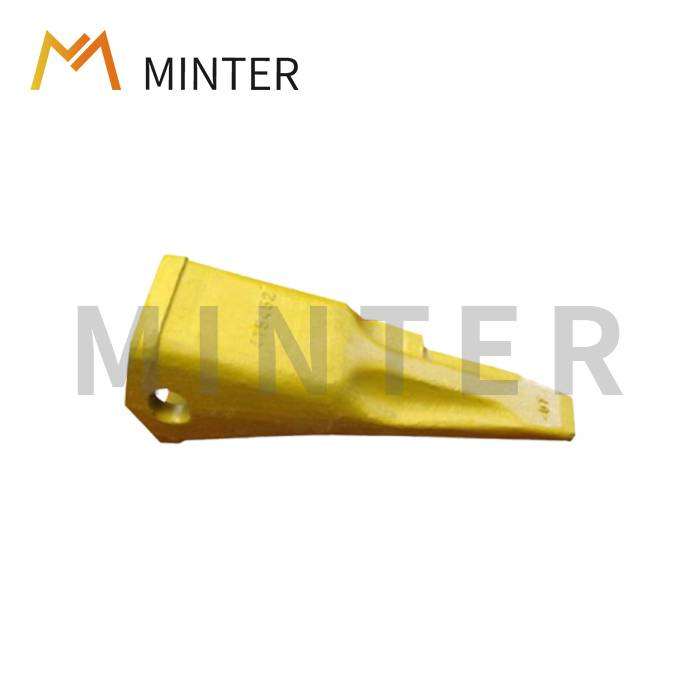 2019 wholesale price Bucket Teeth Tooth Point Ripper – Caterpillar Bulldozer D8 D8L D8N D8R D9 D9N D9R replacement ripper teeth intermediate length penetration R450 series non-centerline 4T5452 – Minter Machinery Featured Image