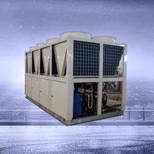 Modular Scroll Air Cooled Tubig Chiller