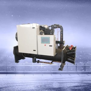 Hot sale 6000cmh Air Handling Unit - Screw Water Cooled Water Chiller – Bueco