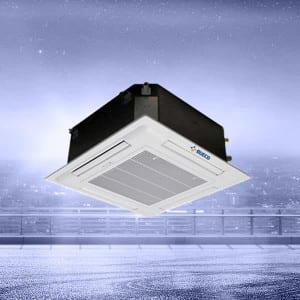 Factory Price Fcu - 4 Way Cassette Fan Coil Unit – Bueco