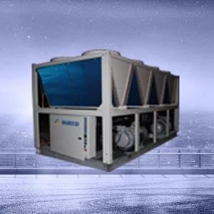 Manufacturer of Frp Cooling Tower - Screw Air Source Heat Pump – Bueco