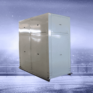 China OEM Scroll Ce Certified Air Cooled Chiller - Vertical Rooftop Packaged Unit – Bueco