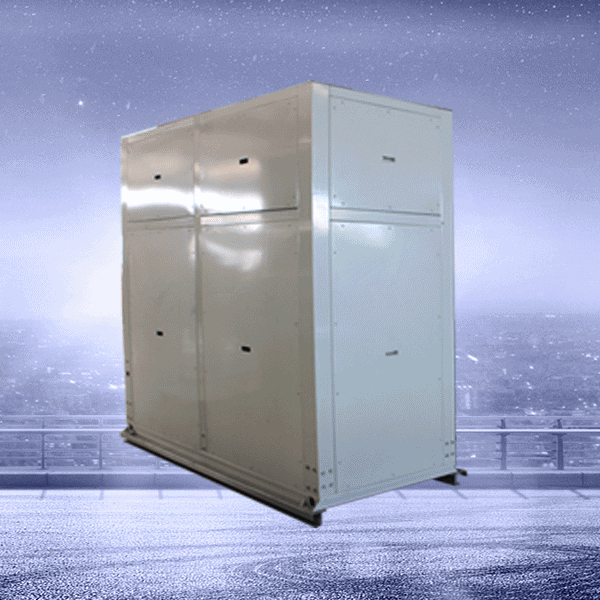 Factory Cheap Fan Coil Air Handling Unit - Vertical Rooftop Packaged Unit – Bueco
