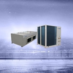 Reasonable price Water Chiller With Scroll Compressor - Horizontal Ducted Split Unit – Bueco