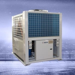 Popular Design for Modular Scroll Air Cooled Water Chiller - Low Ambient Air Source Heat Pump – Bueco