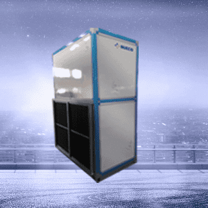 Rapid Delivery for Vertical Rooftop Packaged Commercial Air Conditioner - Fast delivery Industrial Air Conditioner /vertical Type Air Handling Unit Ahu/air Cooler – Bueco