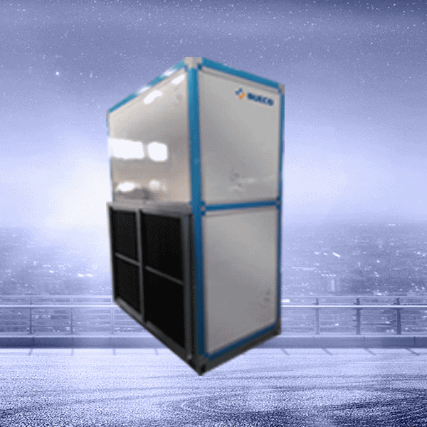 Manufacturer for Rooftop Packaged Unit - Fast delivery Industrial Air Conditioner /vertical Type Air Handling Unit Ahu/air Cooler – Bueco