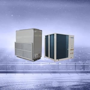 Special Price for Cooling Tower Louvers - Vertical Ducted Split Unit – Bueco
