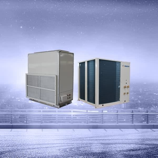 Factory source Cooling System - Vertical Ducted Split Unit – Bueco