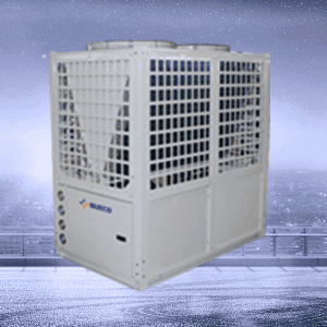 Good quality Packaged Industrial Air Cooled Water Chiller - Air Source Heat Pump Water Heater – Bueco
