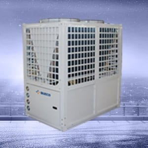 18 Years Factory Vertical Heating And Cooling Ducted Split Unit - Packaged Air Source Heat Pump – Bueco