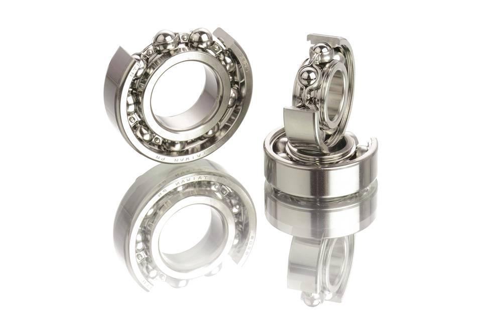 Deep Groove Ball Bearing 6008LLH