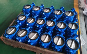 Wafer Tip Butterfly Valve