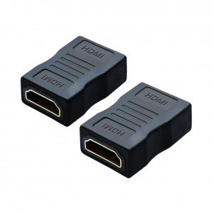 HDMI Female to Female Adapter 2-Pack, #CC0929