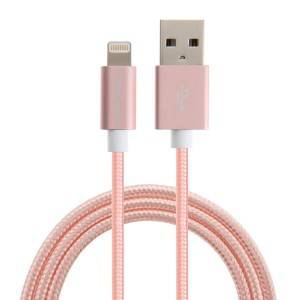 Short Lightning to USB Data Sync Cable 4Feet/ 1.2Meters, #CC0095