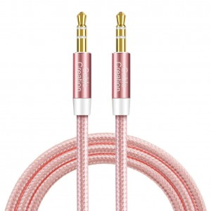Factory Supply 3.5mm Auxiliary Audio Cable - Aux Cable 6 Feet/1.8Meters, #CC0360 – CableCreation