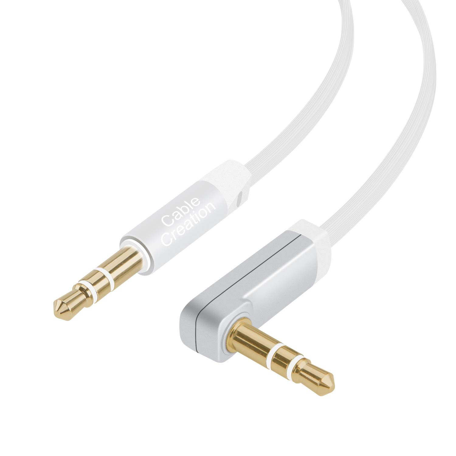 Newly Arrival Rca To 3.5mm - 3.5mm Audio Cable 1.5 Feet/0.45 Meters, #CC0400 – CableCreation