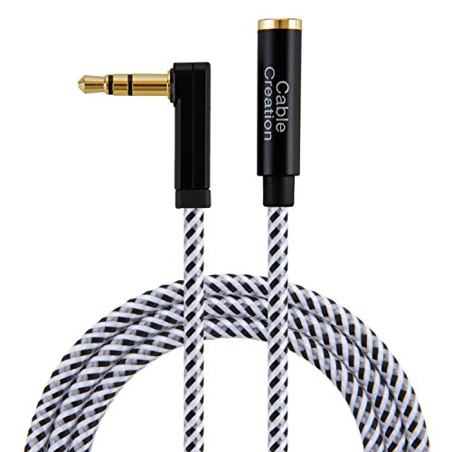 China Supplier Xlr To 3.5mm - 3.5mm Male to Female Stereo Audio Extension Cable,#CC0429 – CableCreation