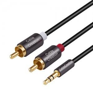 Hot Sale for Dp To Dvi - RCA Audio Cable, #CC0705 – CableCreation