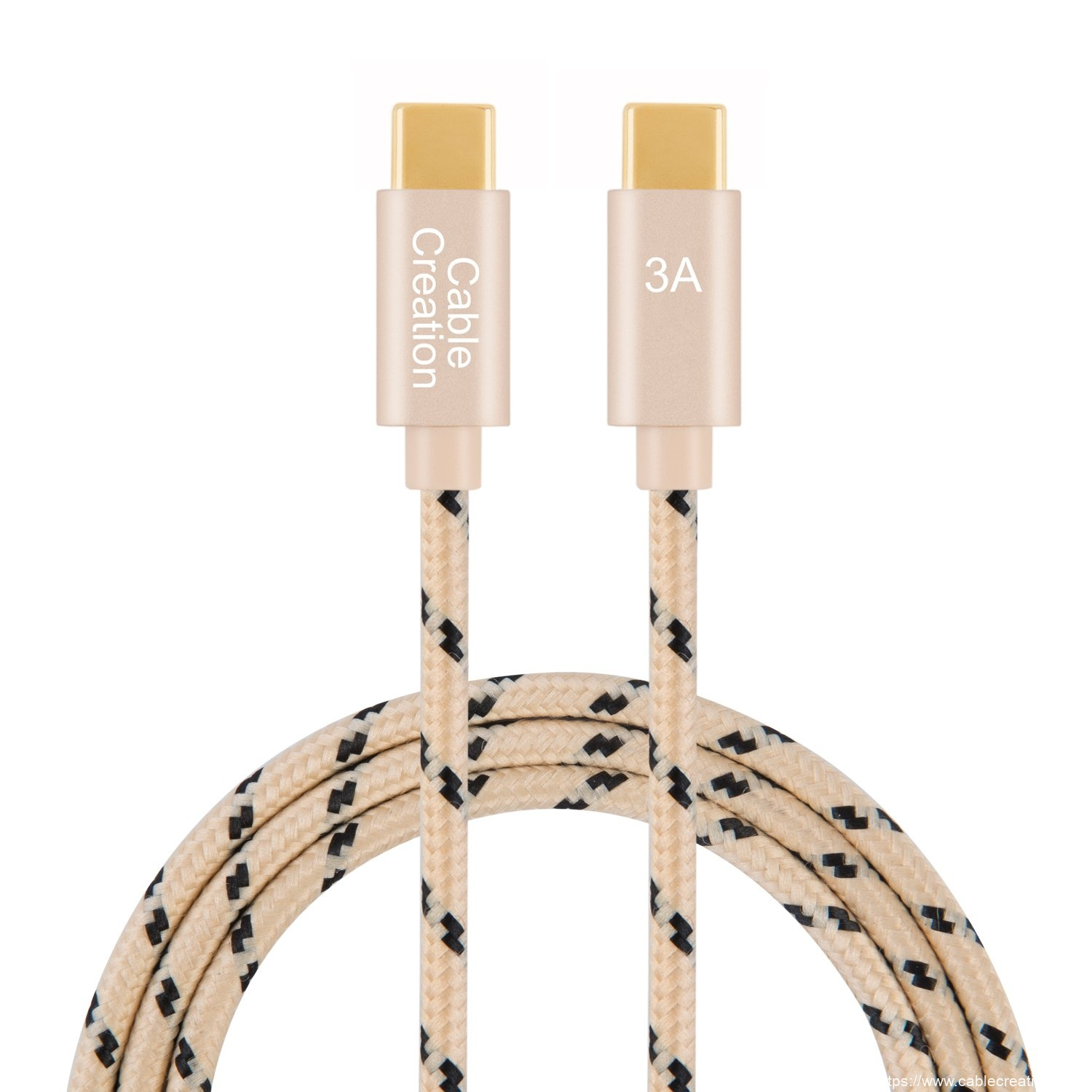 High Quality Usb C Dongle - USB C to USB C Cable 1.6 Feet/0.5 Meters, #CC0727 – CableCreation