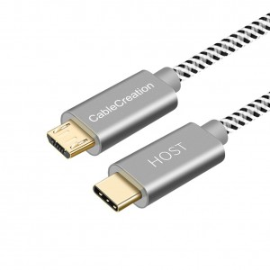 USB C to Micro USB Cable 3.3 Feet/1 Meter, #CC0815
