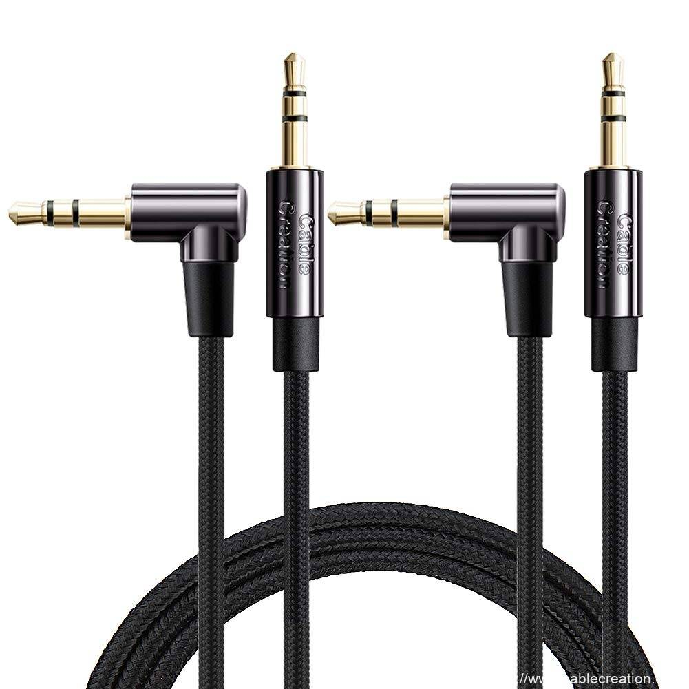 2019 High quality Headphone Cable - Audio Cable 6Feet/ 1.8Meters, [2-Pack],#CC0867 – CableCreation