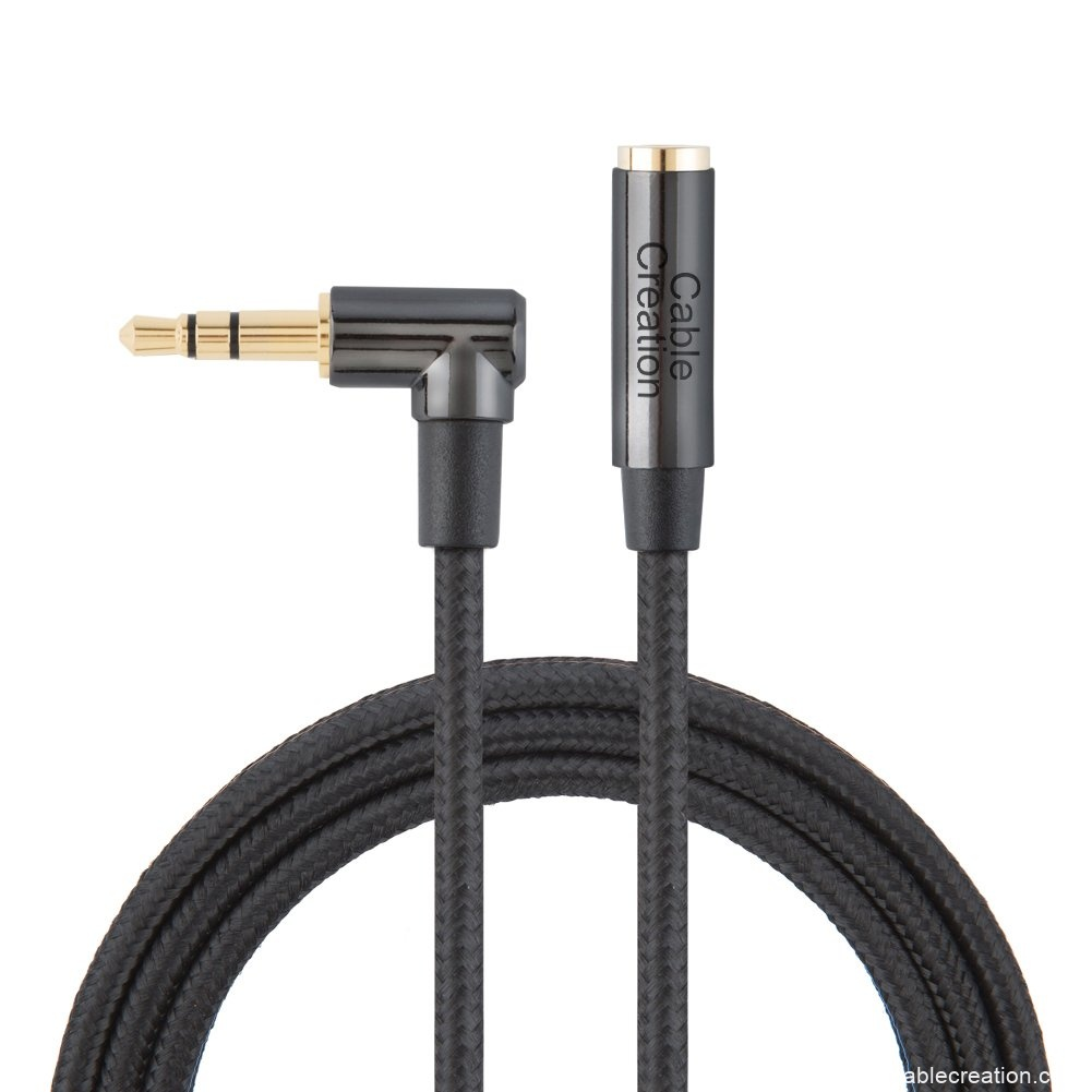 3.5mm Aux Extension Cable 10Feet/ 3 Meters, #CC0879