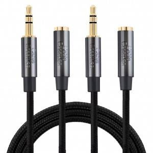 High Quality for Audio Optical Cable - 3.5mm Headphone Extension Cable 3Feet / 0.9Meter, # CC0883  – CableCreation