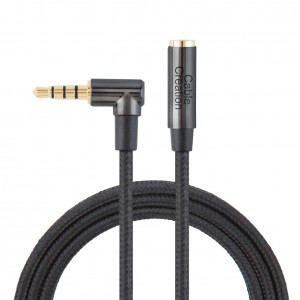 Best-Selling 3 Rca Male To 3 Rca Male - 3.5mm Headphone Extension Cable 10 Feet/3 Meters, #CC0890 – CableCreation