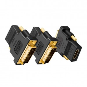DVI to HDMI Adapter 3-Pack, #CC0927
