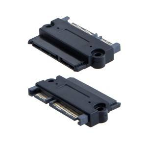 Sata Male-Female Adapter , 2-Pack , # CD0237-2